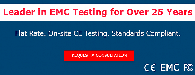 EMC testing and CE Certification Image